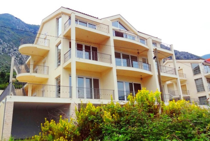 Beautiful apartments for sale in Prcanj - Montenegro Properties