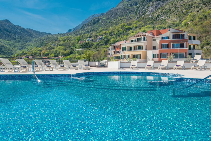 Residences and Club Houses for sale in Montenegro