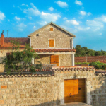 Houses for Sale in Montenegro - Lustica Mill House