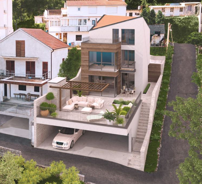 Property for sale in Montenegro - villa for sale - hot properties in montenegro